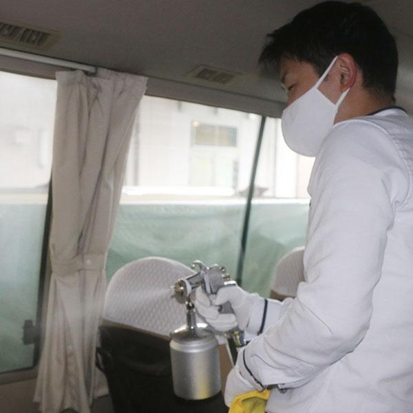 持続型プラチナ抗菌コーティング3