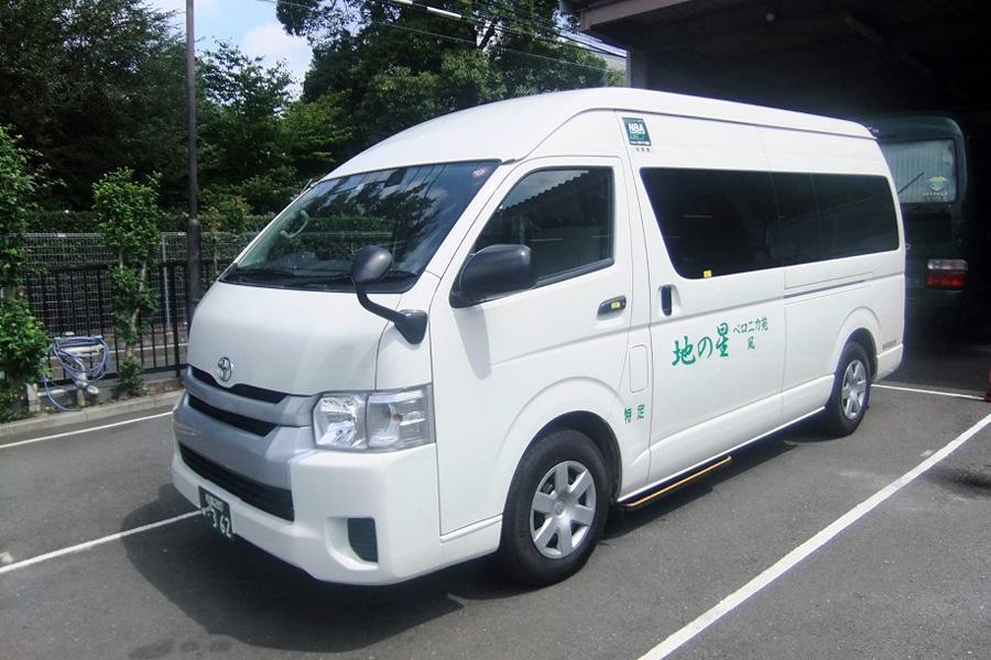 企業送迎バス